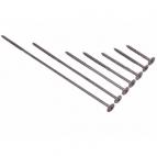 Holzschrauben mit Tellerkopf VA 1.4301 (8x100)